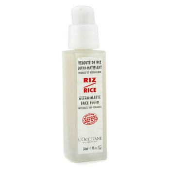 Red Rice Ultra-Matte Face Fluid 30ml/1oz