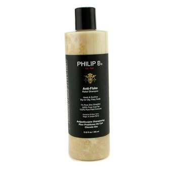 Philip BAnti-Flake Relief Shampoo (Heals & Soothes Dry or Oil, Flaky Scalp) 350ml/11.8oz