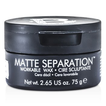 Bed Head B For MenBed Head B For Men Matte Separation Workable Wax 75g/2.65oz