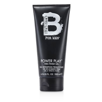 TigiBed Head B For Men Power Play Firm Finish Gel 200ml/6.76oz