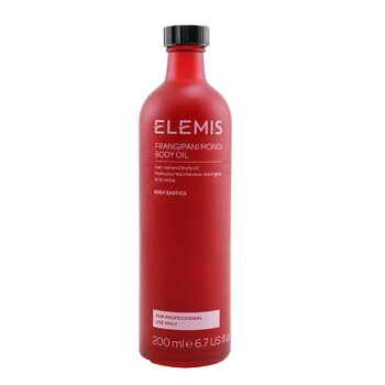 ElemisExotic Frangipani Monoi Oil Moisture Melt (Salon Size) 200ml/6.8oz