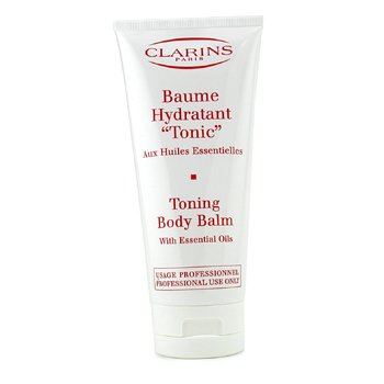 Clarins-Toning Body Balm ( Salon Product Packaging )