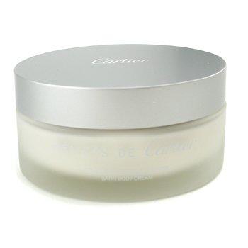Cartier-Delices de Cartier Satin Body Cream