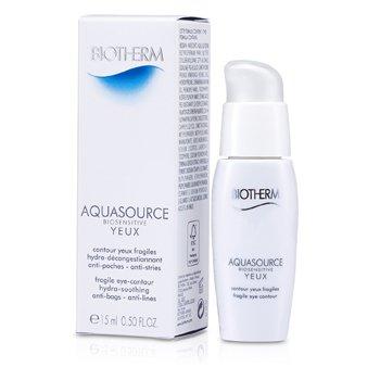 BiothermTratamento Para os Olhos Aquasource Biosensitive Fragile Eye Contour 15ml/0.5oz
