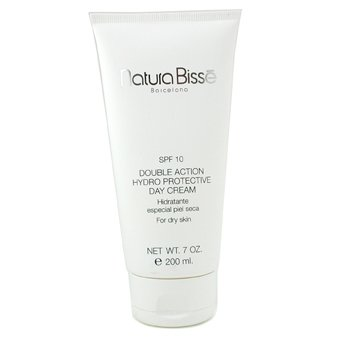 Natura Bisse-Double Action Hydro-protective Day Cream SPF10 ( For Dry Skin ) ( Salon Size )