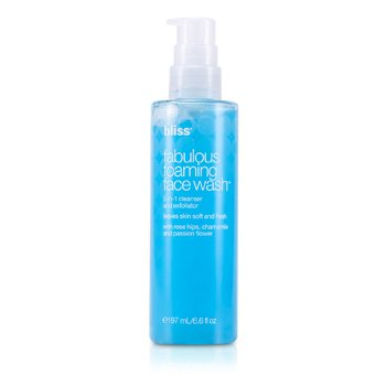 BlissFabulous Foaming Face Wash 197ml/6.6oz