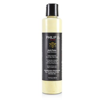 Philip BAnti-Flake Relief Shampoo (Heals & Soothes Dry or Oil, Flaky Scalp) 220ml/7.4oz