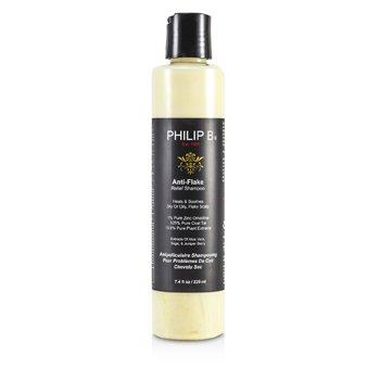Philip B Anti-Flake Relief Champ� ( Cura y Suaviza el Cuero Cabelludo Escamoso, Seco o Graso )  220ml/7.4oz