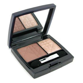Christian Dior-2 Color Eyeshadow ( Matte & Shiny ) - No. 565 Nude Look