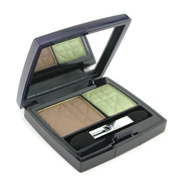 Christian Dior-2 Color Eyeshadow ( Matte & Shiny ) - No. 375 Tropical Look