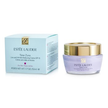 Estee LauderTime Zone Line & Wrinkle Reducing Creme SPF 15 - Dry Skin 50ml/1.7oz