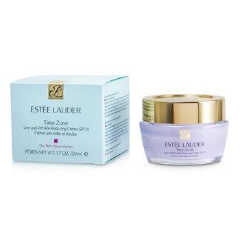 Estee LauderTime Zone Line & Wrinkle Reducing Creme SPF 15 - Dry Skin 50ml/1.7oz