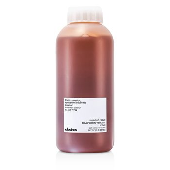 Davines Solu Refreshing Solution Shampoo 1000ml/33.8oz