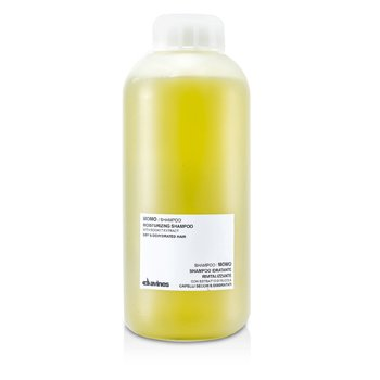 DavinesMomo Moisturizing Shampoo (For Dry or Dehydrated Hair) 1000ml/33.8oz
