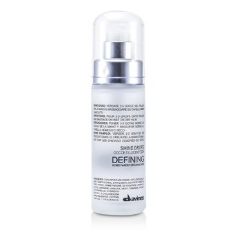 Davines Defining System Shine Drops 30ml/1oz