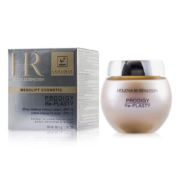 Helena Rubinstein-Prodigy Re-Plasty Lifting-Radiance Intense Cream SPF15 ( Normal to Combination Skin )