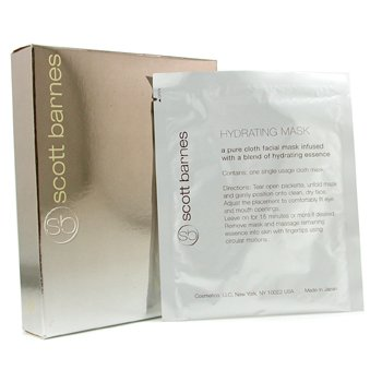 Scott Barnes Hydrating Mask  5sheets