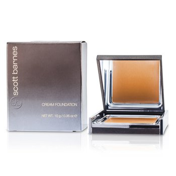 Scott Barnes Base Maquillaje Crema - Chestnut  10g/0.35oz