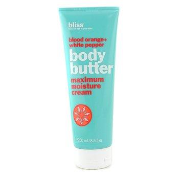 Bliss-Blood Orange + White Pepper Body Butter