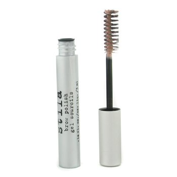 Stila-Stila Brow Polish Mascara Gel Sourcils - Fair