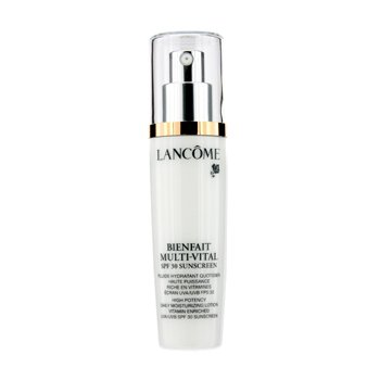Lancome Bienfait Multi-Vital High Potency Daily Moisturizing Lotion Vitamin Enriched SPF30 (Made in USA)  50ml/1.7oz