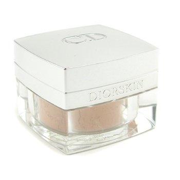 Christian Dior-Diorskin Nude Natural Glow Fresh Powder Makeup SPF 10 - # 020 Light Beige