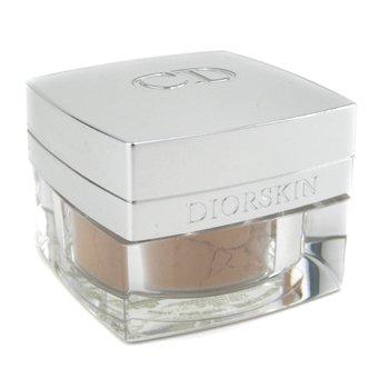 Christian Dior-Diorskin Nude Natural Glow Fresh Powder Makeup SPF 10 - # 030 Medium Beige