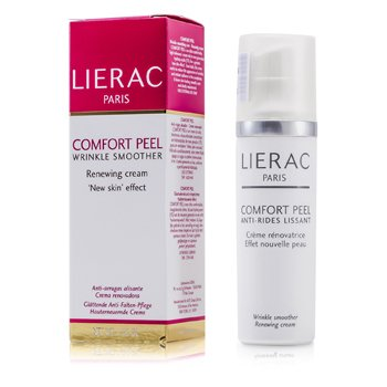 Lierac Comfort Peel Разглаживающий Обновляющий Крем против Морщин 40ml/1.36oz