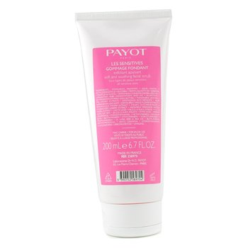 Payot-Gommage Fondant Soft & Soothing Facial Scrub ( Salon Size )