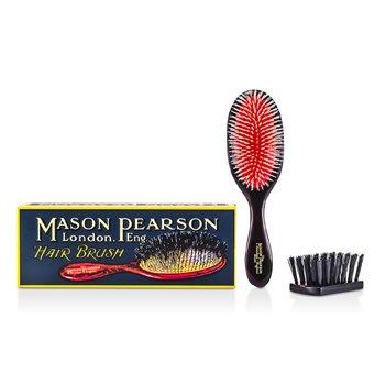 Mason PearsonNylon - Handy Nylon Hair Brush For Fine Hair (Dary Ruby) 1pc