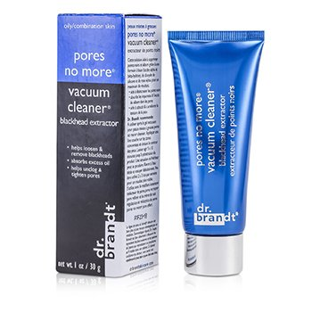 Dr. BrandtPores No More Vacuum Cleaner Blackhead Extractor (For Oily/ Combination Skin) 30g/1oz