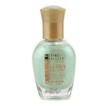 Bourjois-Vernis Anti Choc Shock Resistant Nail Enamel - # 34 Vert Eden