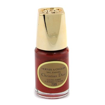 Christian Dior-Nail Enamel - No. 799 Gleaming Copper