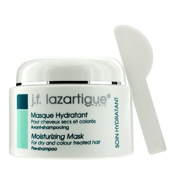 J. F. Lazartigue Moisturizing Mask - For Dry & Colour Treated Hair (Pre Shampoo  For Men) 250ml/8.4oz