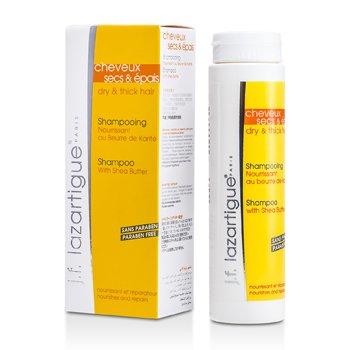 J. F. Lazartigue Shampoo with Shea Butter  200ml/6.8oz