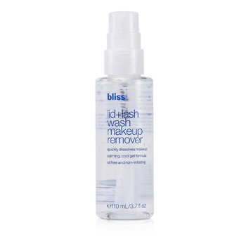 BlissLid + Lash Wash Make Up Remover 110ml/3.7oz