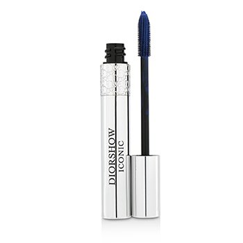 Christian Dior DiorShow Iconic High Definition Lash Curler Mascara Pesta�as Rizos - #268 Navy Blue  10ml/0.33oz