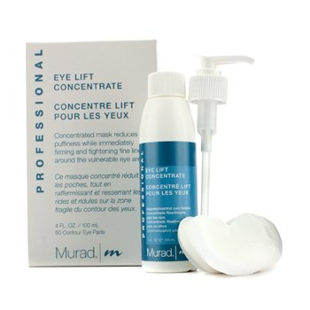 MuradProfessional Eye Lift Concentrate (with 80 Contour Pads) 100ml/4oz