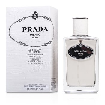 Prada Infusion D'Homme Eau De Toilette Spray  100ml/3.4oz