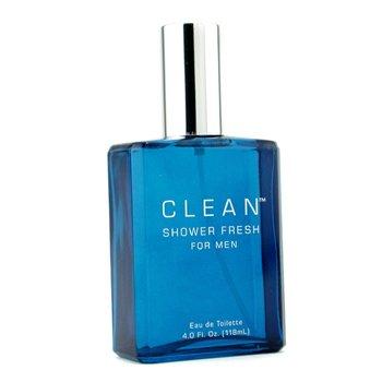 Clean Shower Fresh For Men Eau De Toilette Spray 118ml/4oz