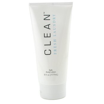 Clean-Clean Fresh Laundry Soft Body Lotion