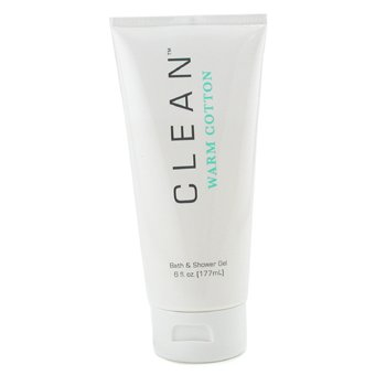 Clean-Clean Warm Cotton Shower Gel