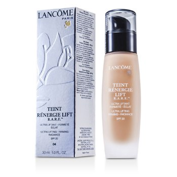 Lancome-Teint Renergie Lift R.A.R.E. Foundation SPF 20 - # 04 Beige Nature