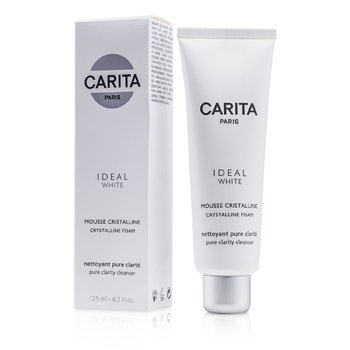 CaritaIdeal White Mousse Cristalline 125ml/4.2oz