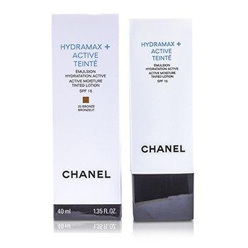 ChanelPrecision Hydramax Loci�n Color Activa hidratante SPF 15 - # 20 40ml/1.35oz