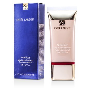 Estee Lauder Nutritious Vita Mineral Makeup SPF 10 - # Intensity 1.0  30ml/1oz