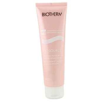 BiothermBiosource Hydra-Mineral Cleanser Softening Mousse (Dry Skin) 150ml/5.07oz