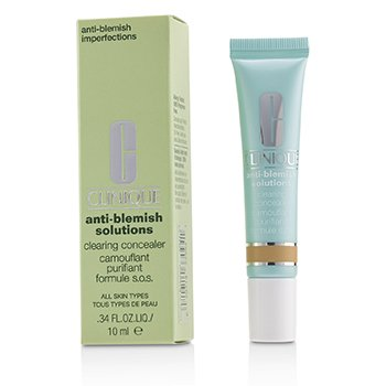 Clinique Anti Blemish Solutions Clearing  Che Khuyết Điểm - # Shade 03  10ml/0.34oz