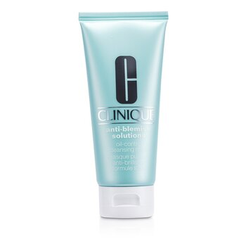 Clinique-Anti-Blemish Solutions Oil-Control Cleansing Mask
