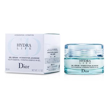 Christian Dior Hydra Life Youth Essential Hydrating Essence-In-Gel 50ml/1.7oz